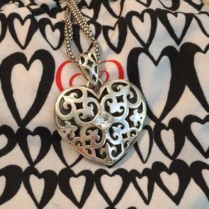NWOT Brighton reversible necklace